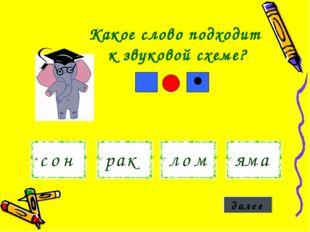Измени в слове одну букву, чтобы новое слово соответствовало звуковой схеме.
