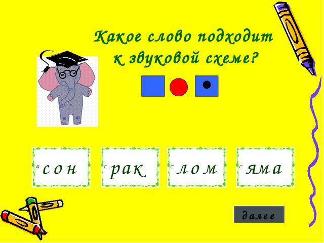 Измени в слове одну букву, чтобы новое слово соответствовало звуковой схеме....