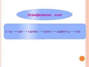 Берілгені: n(H2) = 1,5 моль n(Al) – ? Шешуі: x моль 1,5 моль 2Al + 6HCl = 2Al