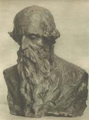 А.С. Голубкина. «Дед».