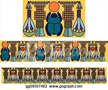 http://comps.gograph.com/egyptian-ornament-with-a-scarab-antique-pattern_gg58567462.jpg