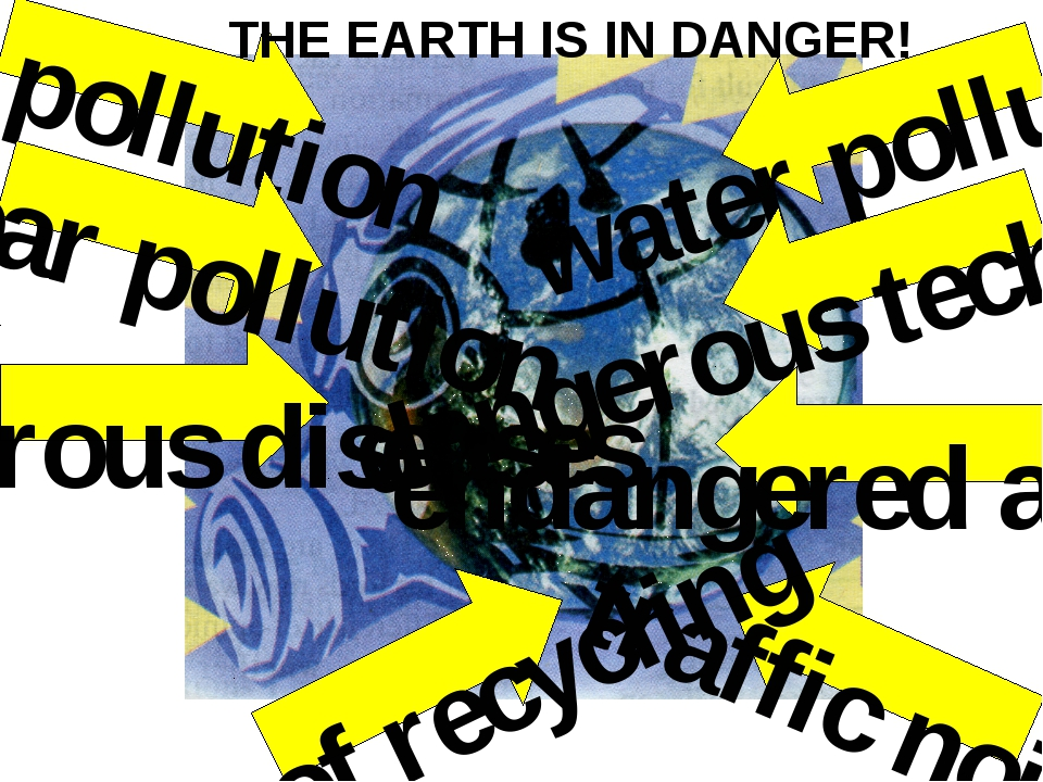 air pollution water pollution nuclear pollution dangerous technologies dange...