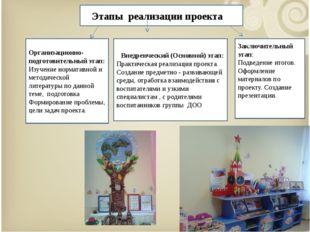 Внедренческий (Основной) этап: Практическая реализация проекта. Создание пре