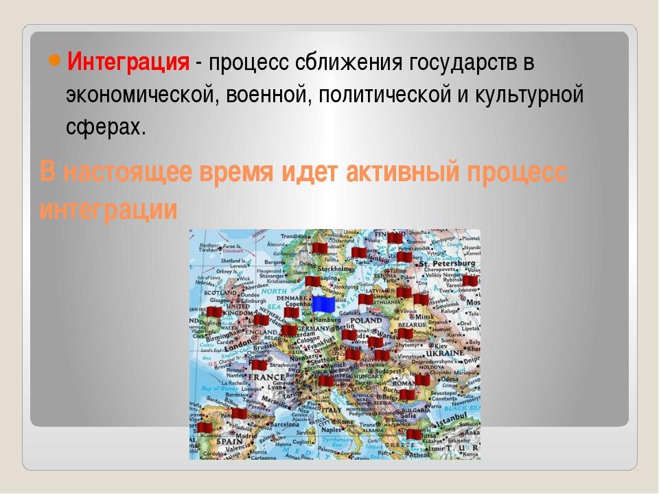 Интеграция в европе и северной америке доклад 8387