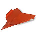 Оригами самолет истребитель