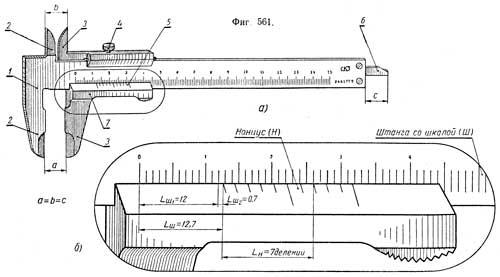Штангенциркуль разметочный и его устройство