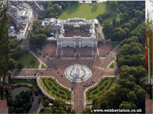 England Buckingham Palace