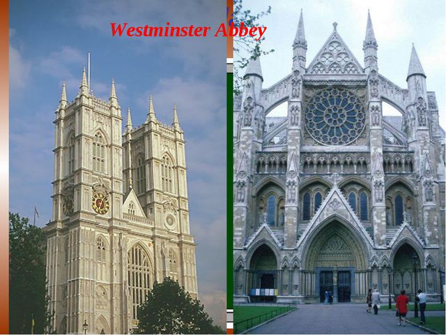 England Westminster Abbey