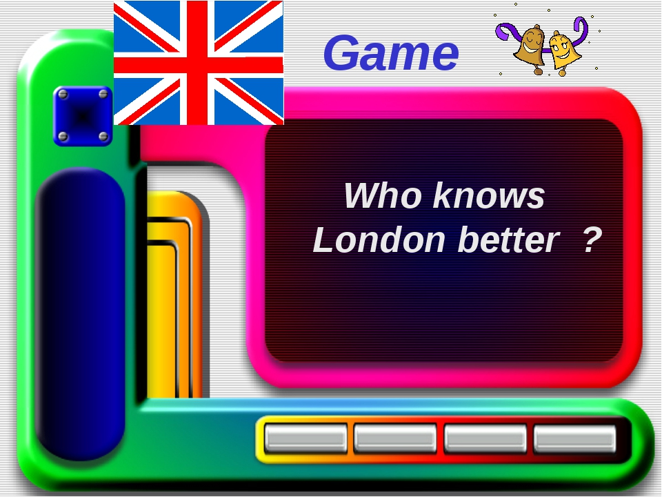 Game Who knows London better ?