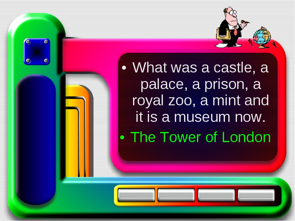 What was a castle, a palace, a prison, a royal zoo, a mint and it is a museum...