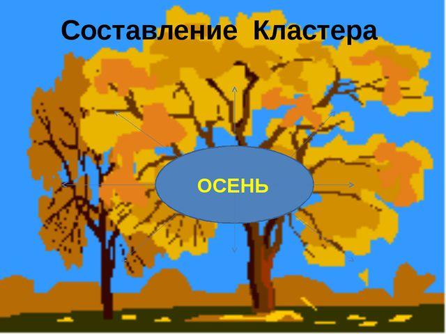 Составление Кластера ОСЕНЬ