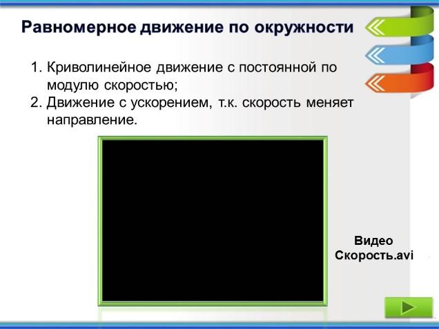 C:\Users\Aida\Desktop\Dvizhenie tela po okruzhnosti1\2\Dvizhenie tela po okruzhnosti Александрова З.В\Слайд4.JPG