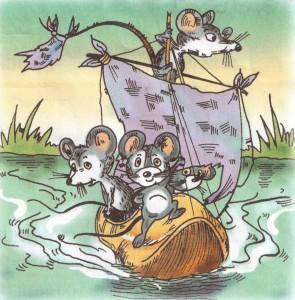 мышата на кораблике чит