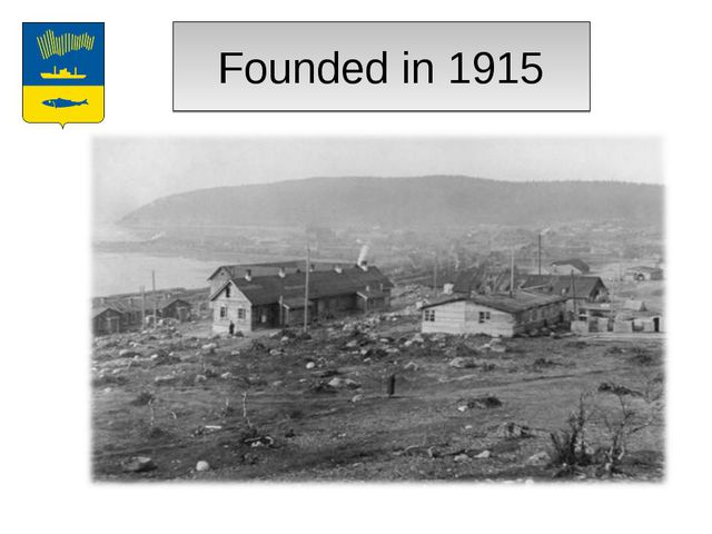 Founded in 1915