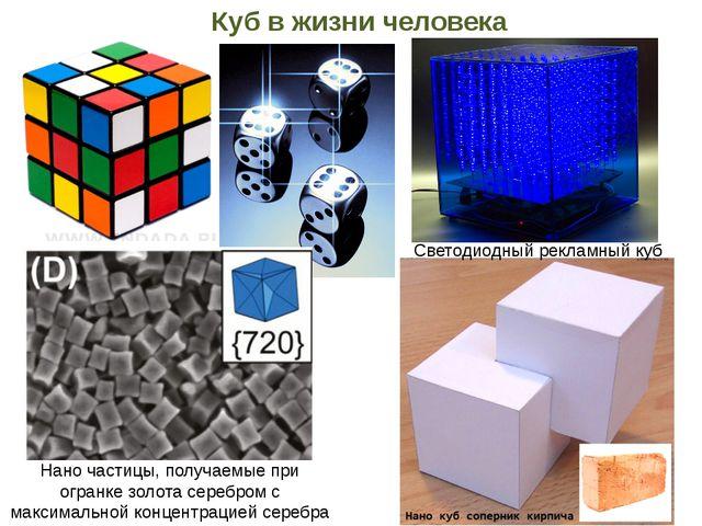 Нано частицы, получаемые при огранке золота серебром с максимальной концентра...