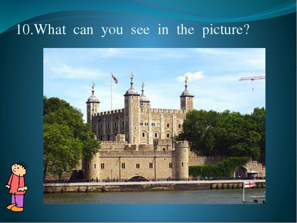 10.What  can  you  see  in  the  picture?