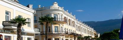Гостиницы Крыма