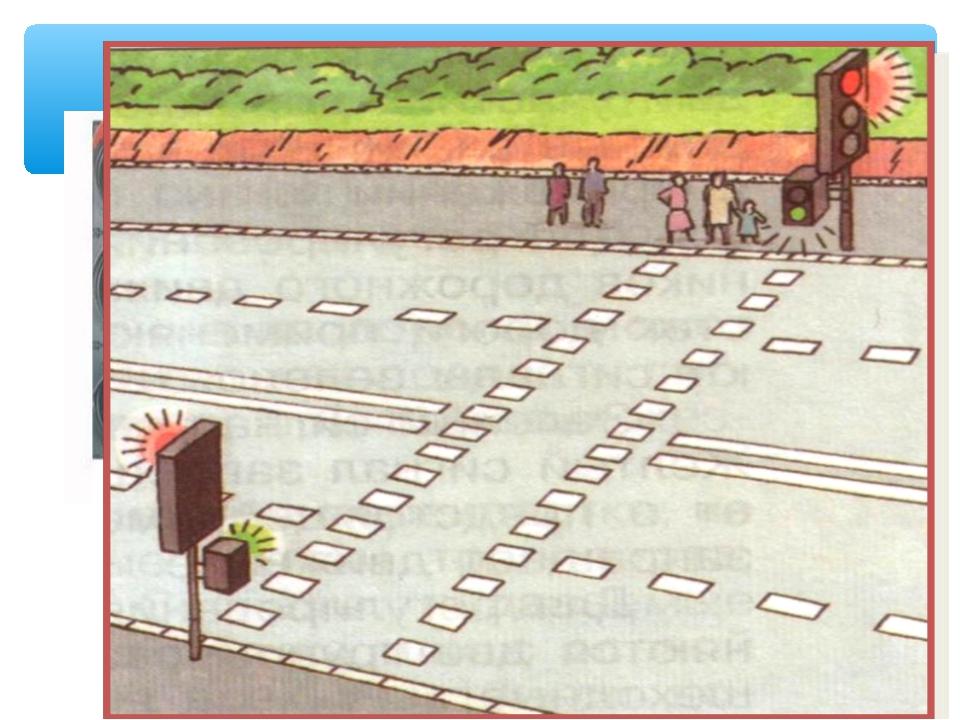 -Какие сигналы светофора вы знаете? -Что такое перекресток? -Кто регулирует д...