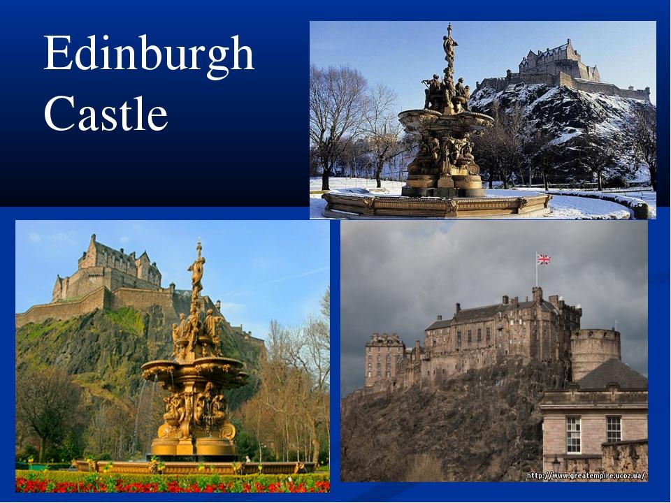 Ca Edinburgh Сastle
