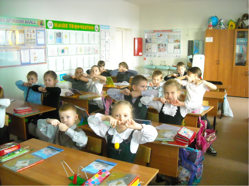I.Организационный момент. Пальчиковая гимнастика Задача: организация начала у...