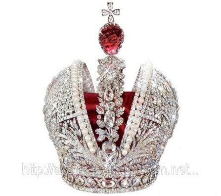 ККонспиративная берлога - Корона Российской империи