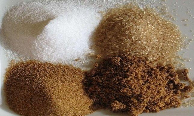 5. Виды сахара
