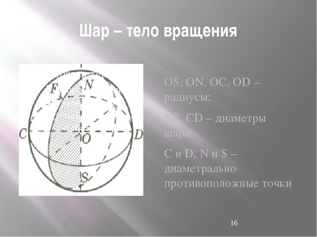Основные формулы R – радиус шара Vшара=4/3πR³ Sсферы=4πR²