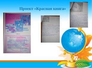 Проект «Красная книга»