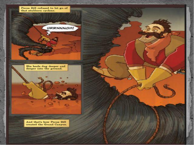 Графический роман о Пекос Билле, 2012 г