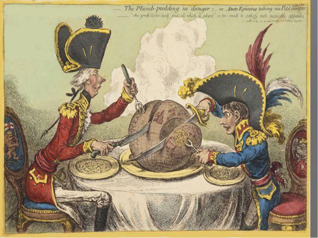 В начале XX века рождественский пудинг был объявлен одним из символовБритан...