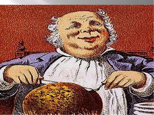 """Виды пудингов черный пудинг """"красный"""" мясной пудинг Йоркширский «пятнистая со..."""
