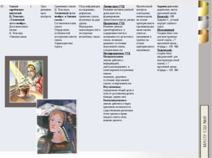 МАОУ СШ №8 62 Сказки зарубежных писателей. Ц.Топелиус. «Солнечный луч в ноябр