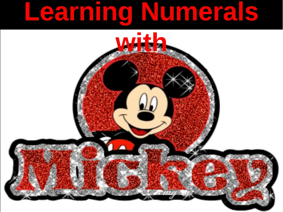 Learning Numerals with