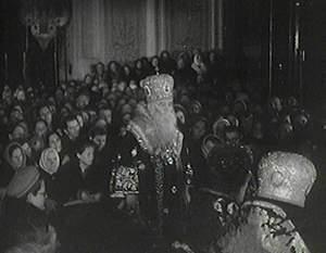 К истории Русской Церкви в годы Великой Отечественной войны