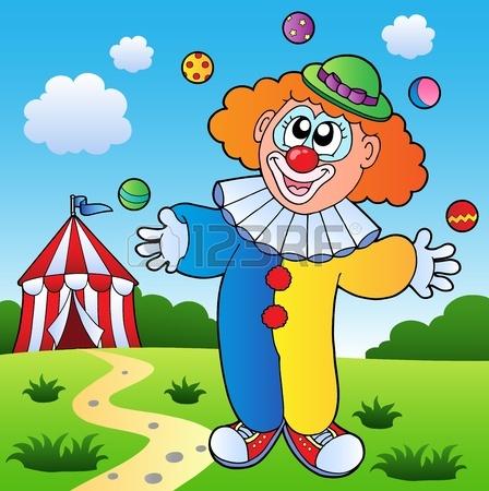 D:\!!!!ДОКУМЕНТЫ!!!!\уроки\матем\1 класс\открытый урок\pril3\11654779-Клоун-тема-рисунок-7---векторные-иллюстрации..jpg