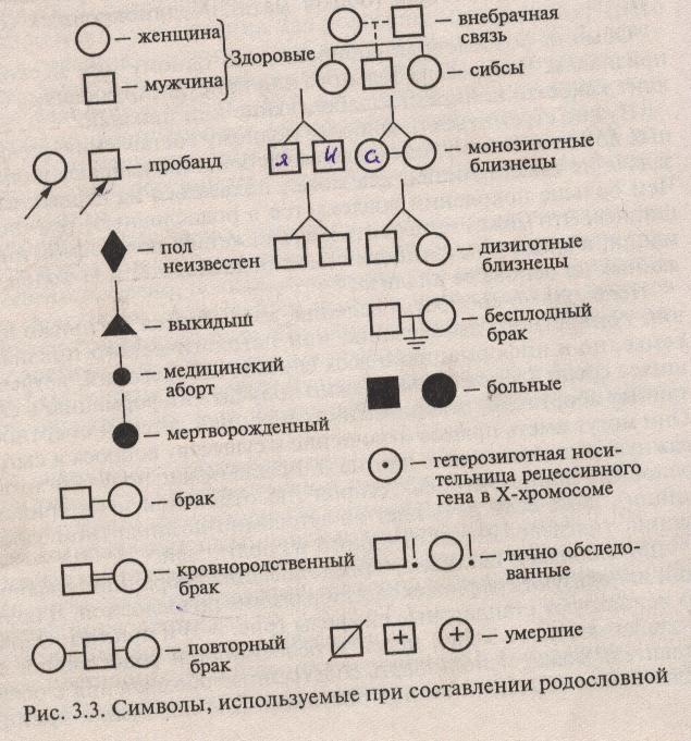 ген код 001