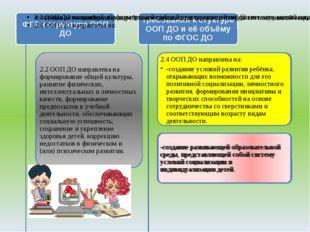 2.4 ООП ДО направлена на: -создание условий развития ребёнка, открывающих во
