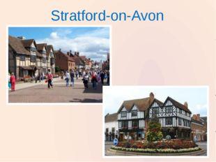Stratford-on-Avon