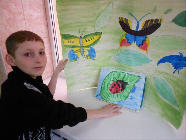 Наши работы Рисунки учащихся Ростовского областного центра неслышащих учащих...