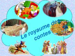 Le royaume des contes