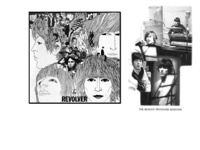 Revolver is considered to be one of the Beatles' best albums