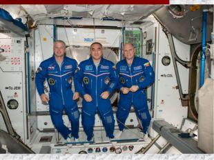 сейчас на МКС находятся два росс
