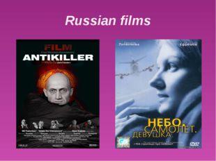 Russian films