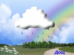 Хмарки в небі знову плачуть, Слізки крапають: крап-крап... По калюжах радо с