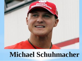 Michael Schuhmacher