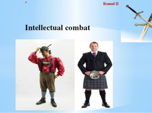 Round II Intellectual combat
