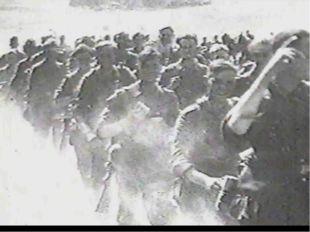 Битва за Москву В результате молниеносного продвижения немецкие войска уже в