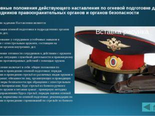Организация профессиональной подготовки сотрудников правоохранительных органо