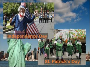 St.Patrick's Day Independence Day