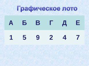 АБВГДЕ 159247